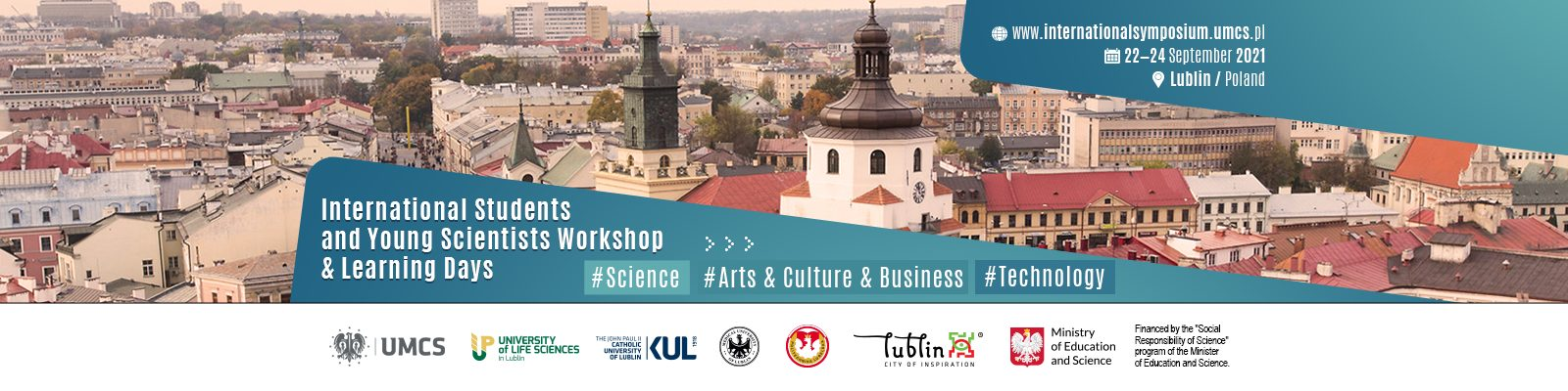 The International Students and Young Scientists Workshop & Learning Days
